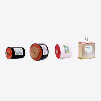 High Voltage & High Current Capacitors