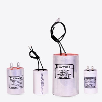 Motor Run Capacitors in India